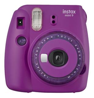 Cámara Instax Mini 9 Clear Purple