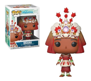 Funko Pop Moana 417 Disney Original