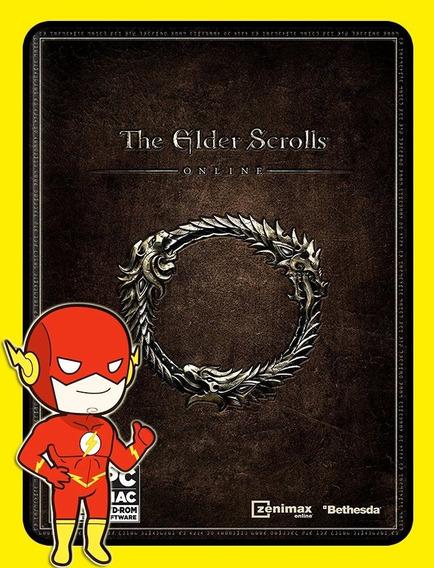 The Elder Scrolls Pc - Teso Key (envio Flash)