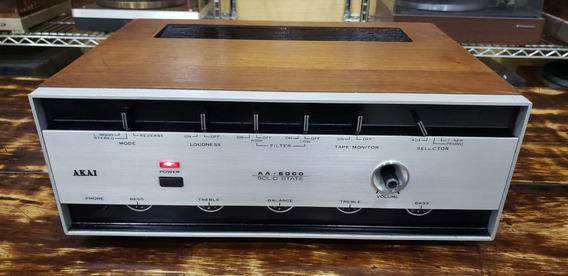 Amplificador Integrado Akai Aa-6000 Solid State