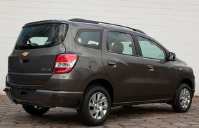 Sucata Chevrolet Spin 2015 Retirada De Peças