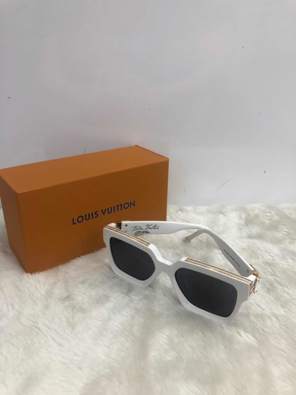 Oculos Louis Vuitton Millionaire Linha Premium Caixa Flanera