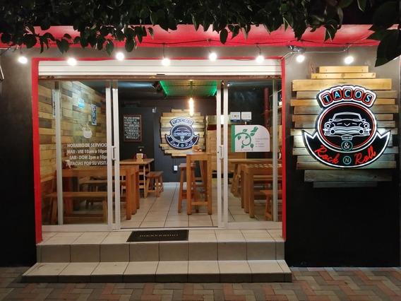 Venta De Mobiliario O Traspaso Mini Restaurante - Taquería
