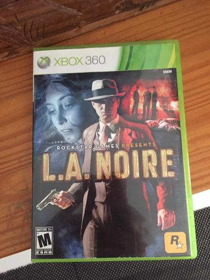 L. A. Noire Xbox 360