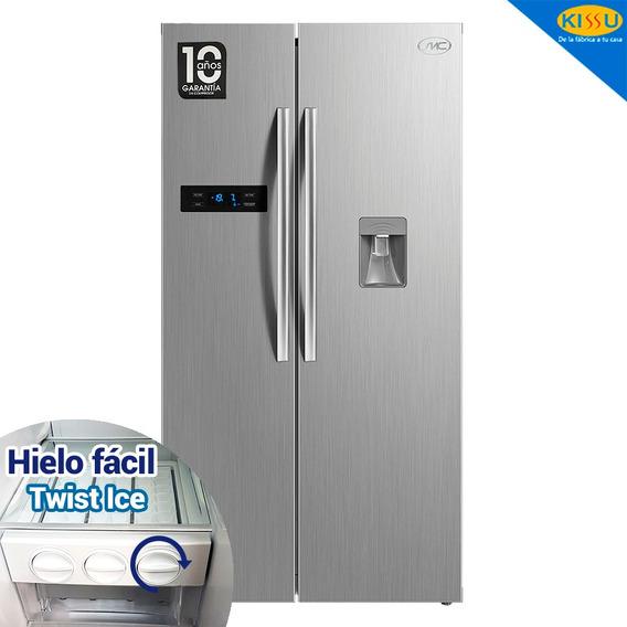 Refrigeradora Smc Side By Side Digital Inverter 525lt Panel