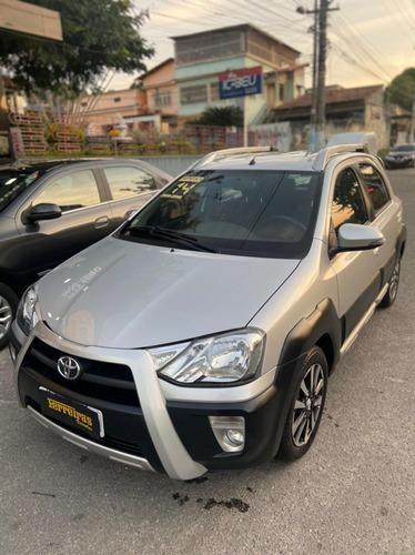 Imagem 1 de 9 de Toyota Etios Cross 1.5 2013/2014