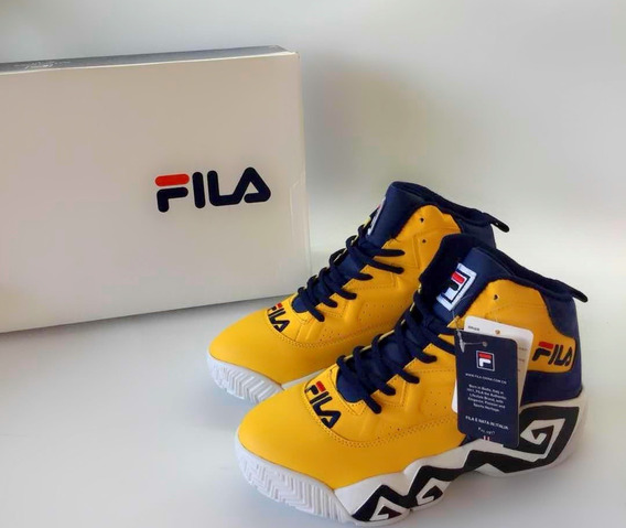 Tênis Fila Mb Mesh Baby Shoes Importado