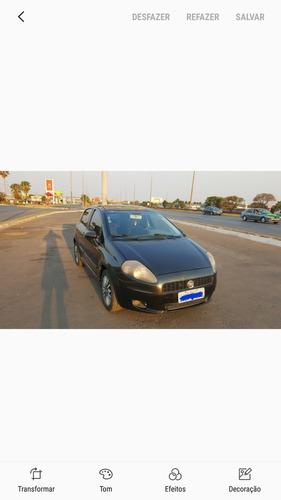Imagem 1 de 7 de Fiat Punto 2008 1.8 Sporting Flex 5p