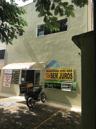 Imagem 1 de 2 de Sala Para Alugar, 60 M² Por R$ 2.500,00/mês - Jardim Das Indústrias - São José Dos Campos/sp - Sa0680