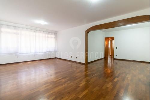 Apartamento De 13m² Com 3 Dormitórios, Living Amplo, 2 Banheiro, 2 Vagas No Jardim Paulista - Cf67517