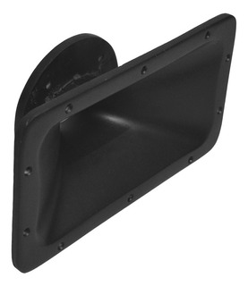 Horn Corneta Difusor Para Driver 2 723 30x16 Fibra Vidrio