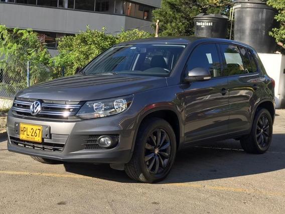 Volkswagen Tiguan Trend & Fun 2014