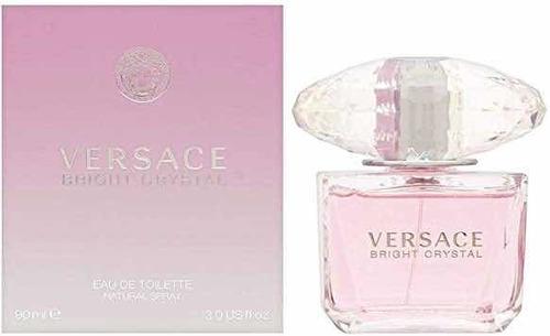 Perfume Bright Crystal De Versace Mujer 90 Ml