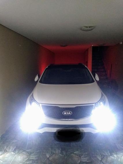 Kia Sportage 2.0 Ex 4x2 Flex Aut. 5p 2014