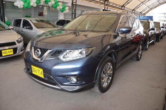 Nissan Xtrail Exclusive 2.5 Lujo Aut 4x4 Fe Dgu716