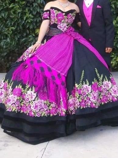 Hermoso Vestido De Xv Años Marca Ragazza