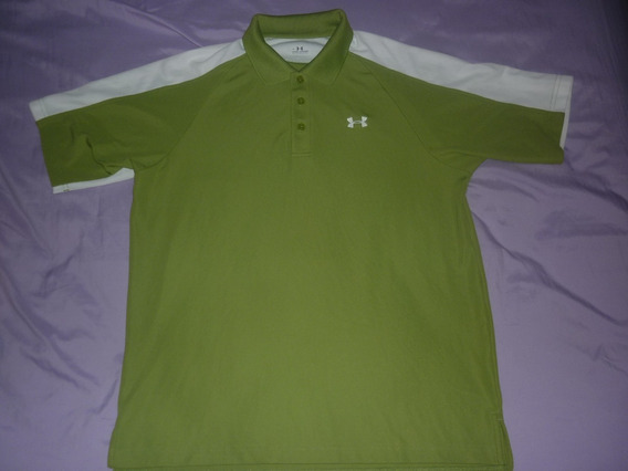 E Chomba Golf Under Armour Talle L Verde Lisa Art 30118