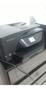 Impressora Hp Officejet 6970 + Kit Bulking