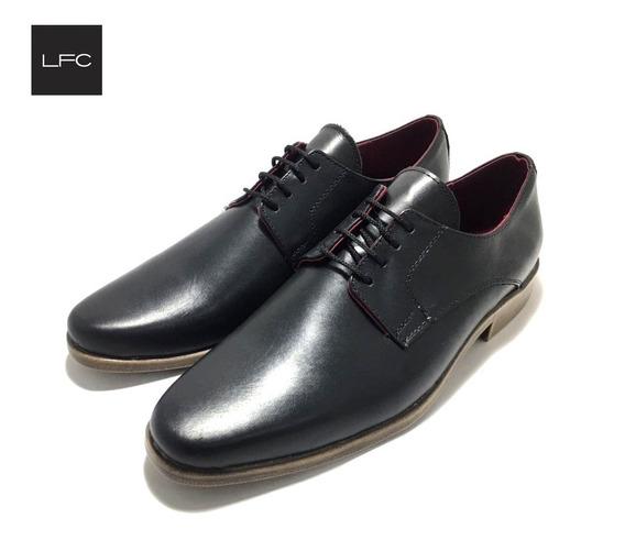 Zapato De Vestir De Hombre 100% Cuero Vacuno (73/4012)