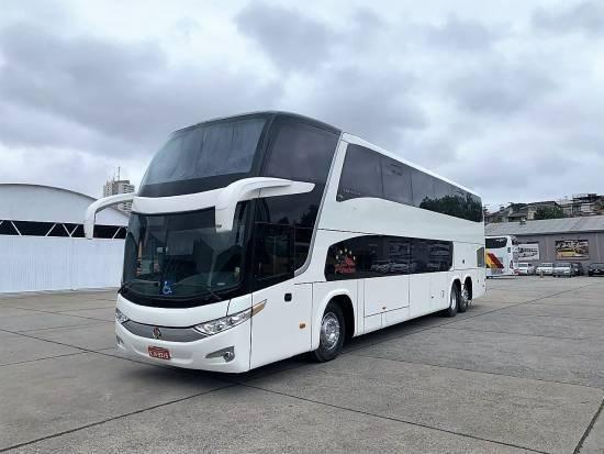 Ônibus Rodoviário Paradiso G7 1800 Dd