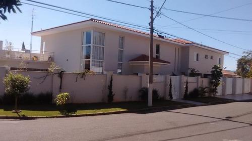 Casa  Residencial À Venda, Parque Terranova, Valinhos. - Ca1507