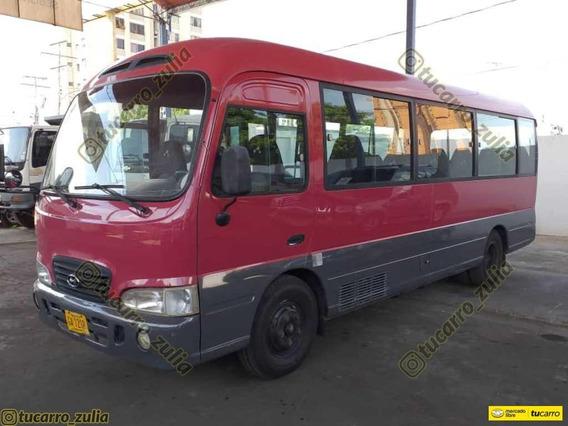 Autobus Hyundai County 2008 Turbo Diesel