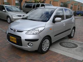 Hyundai I10 Mt 1100 Cc