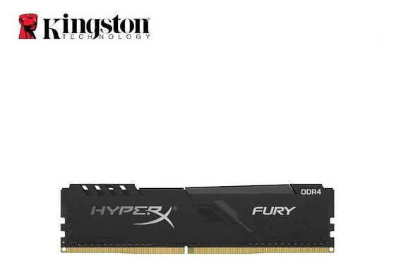 Kit Memória Ram 16gb (2x8gb) Hyperx Fury