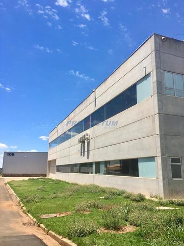 Galpão Para Aluguel Em Santo Antônio De Posse - Ga243787