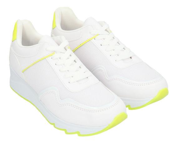 Sneaker Casual De Mujer C&a 1056239