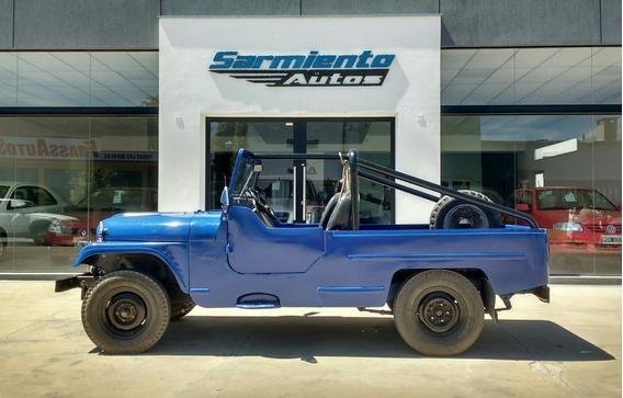 Jeep Ika Camioneta Pick Up Utv Arenero