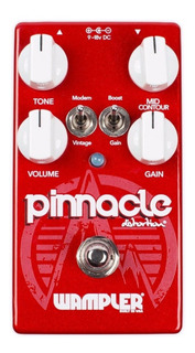 Wampler Pinnacle Pedal De Distorsion Usa