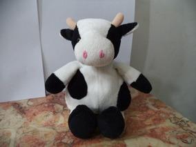 Vaquinha De Pelucia - Vaca Malhada Linda