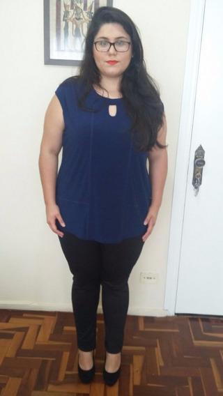 Mini Vest Plus Size Verão