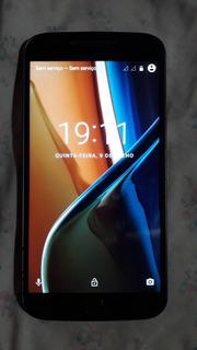 Celular Moto G4 Preto
