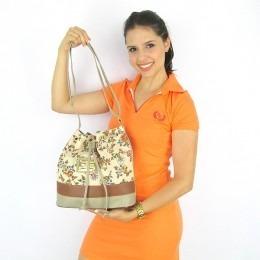Promoção Bolsas Femininas Floral Grande Linha Popular Master