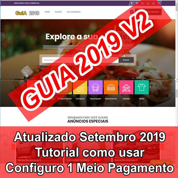 Script Site Guia Comercial 2019 Lançamento Instalação Grátis