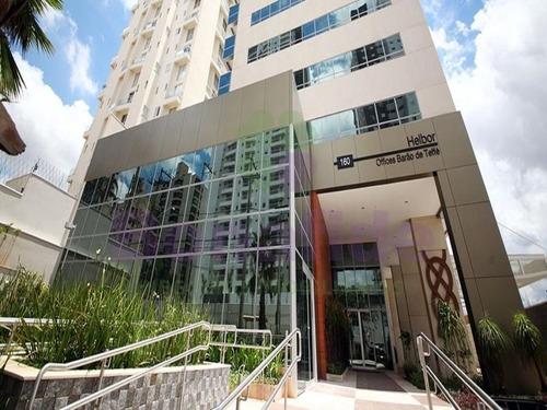 Sala Comercial A Venda, Conjunto Comercial Helbor, Jardim Ana Maria, Jundiaí - Sa08133 - 69023038