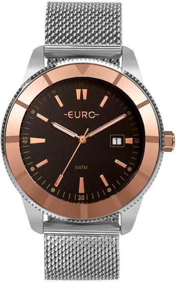 Relógio Euro Feminino Sporty Lux Eu2115ak/5p