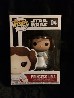 Funko Pop Star Wars 04 Princess Leia Magic4ever
