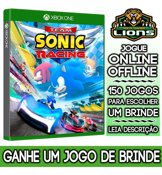 Sonic Forces Xbox One + Brinde