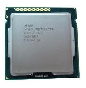 Processador Core I3 Lga 1155 3.1 Ghz 2a Geraçao Frete Gratis