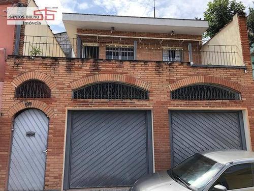 Casa À Venda, 250 M² Por R$ 599.000,00 - Freguesia Do Ó - São Paulo/sp - Ca0932