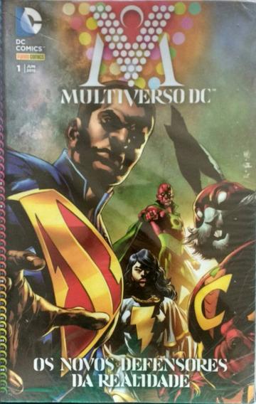 Multiverso Dc Vol 1 Panini