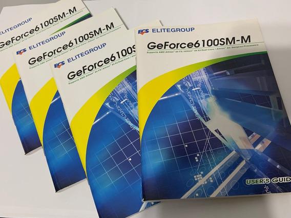 Guia Usuario Geforce 6100sm-m Elitegroup Amd Dual Core 64