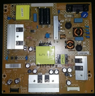 Placa Dé Fuente,tv Led Smart Philips 43 Pfg 5201/77