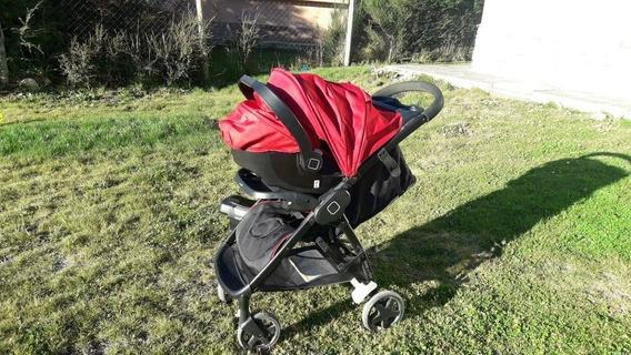 Cochecito De Bebé Con Huevito Y Base Para El Auto