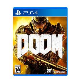 Sony Ps4 Doom