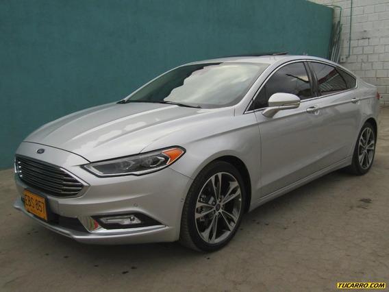 Ford Fusion Titanium Plus 2.0 Tp