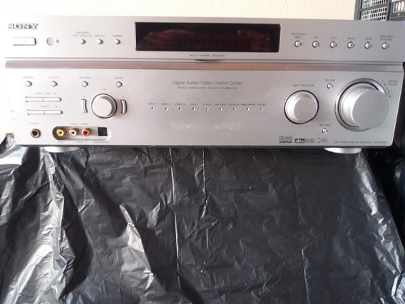 Receiver Sony Str-de897 Home Theater 6.1